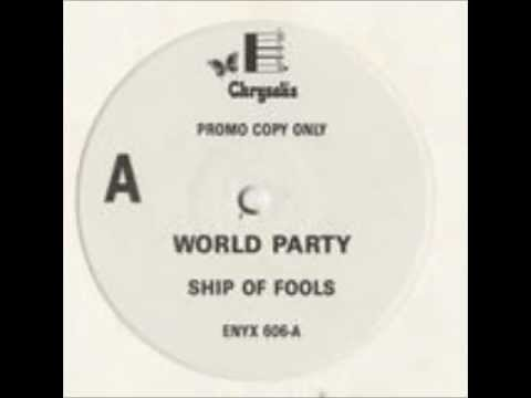 World Party - Ship of Fools (12'' Version)