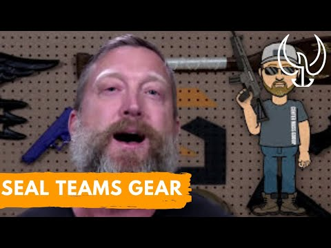 New! Navy SEAL Teams Gear - Designed by a Navy SEAL