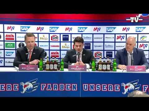PK: Adler Mannheim - Augsburger Panther