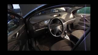 видео Замена мотора печки Ситроена С5