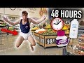 I SPENT 48 HOURS STRAIGHT IN A DIAPER - CHALLENGE
