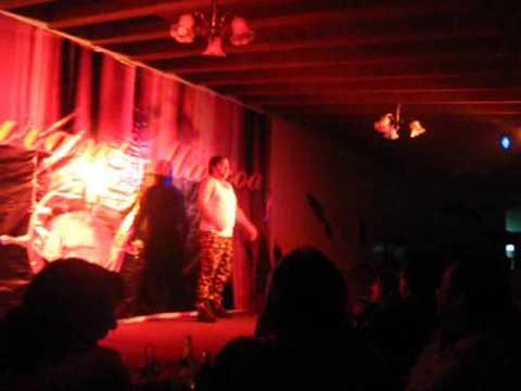 Che Copete y Pamela Dias Show2009