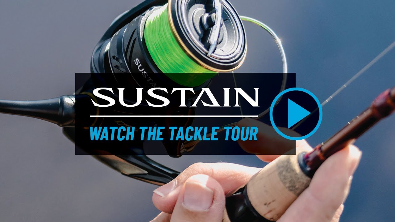 Download NEW FOR 2021 - Shimano Sustain Reels