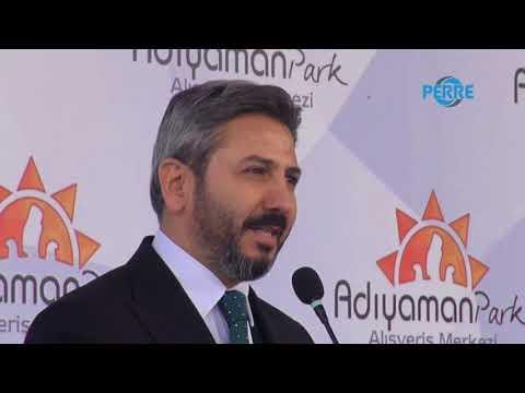 TOBB Başkanı Hisarcıklıoğlu Adıyaman'da