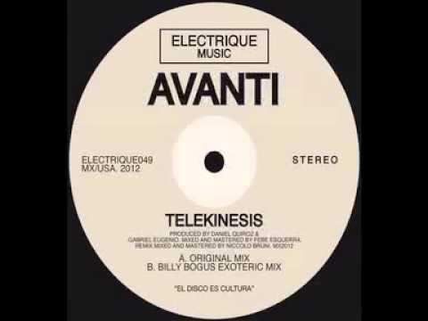 Avanti - Telekinesis (Electrique Music)