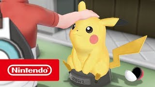 Pokémon: Let's Go, Pikachu! & Pokémon: Let's Go, Eevee! – Explore the World (Nintendo Switch)