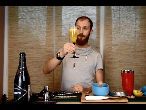Топ-10 коктейлей на основе шампанского