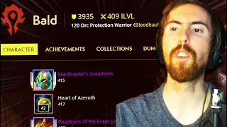 Asmongold Gets TROLLED by Viewer Guild Applications