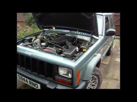 Jeep Cherokee 4 0 Sport 1998 Youtube