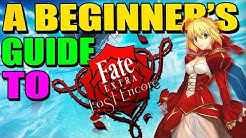 A Beginner's Guide To Fate Extra Last Encore   Fate Extra Explained