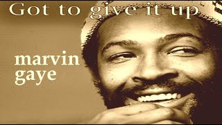 Marvin Gaye - Got To Give It Up (Remix) Hq