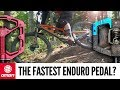 What Is The Fastest Pedal For Enduro Mountain Biking? | Neil Tests The Sam Hill Theory