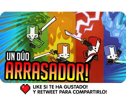 LUH Y GONA: CASTLE CRASHERS!