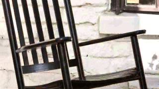 Outdoor Rocking Chairs  Design
