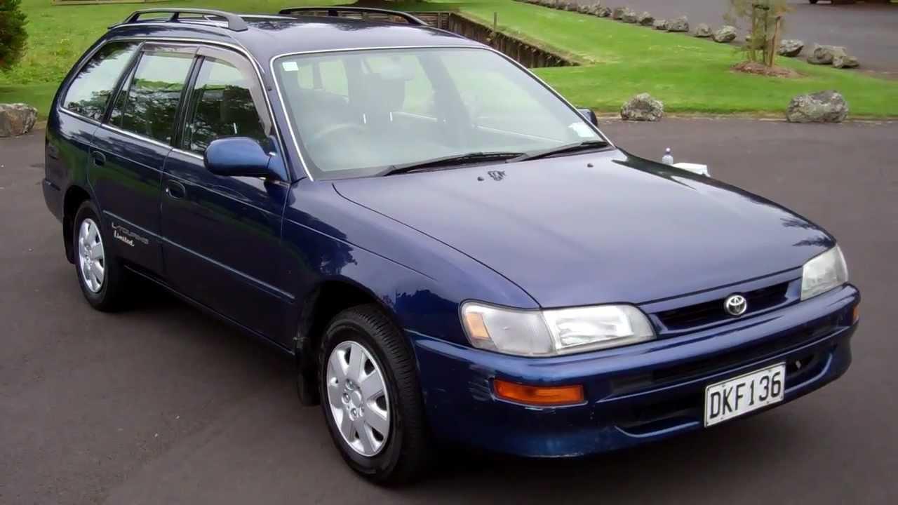 Kelebihan Kekurangan Toyota Corolla 1996 Tangguh