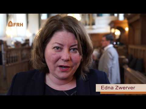 Edna Zwerver: The human side of religious buildings