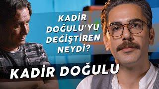 """KADİR DOĞULU """"10 YAŞINDAN BERİ BABA OLMAK İSTİYORUM!"""""""