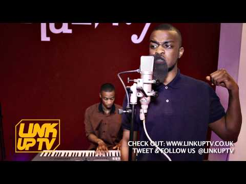 George The Poet - Blame Game ft Emmanuel Stanleys | Link Up TV