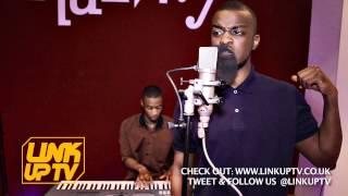 George The Poet - Blame Game ft Emmanuel Stanleys | Link Up TV