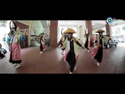 [ICHIGO ICHIE YOSAKOI TEAM] - (一休骸骨) Ikkyuu Gaikotsu -  Lễ hội nụ cười 2018  - Chiều