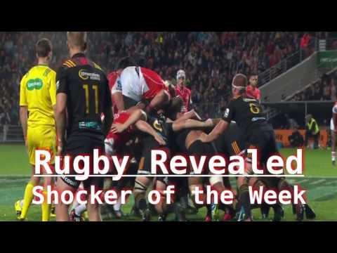 Rugby Revealed Shocker of the Week #10