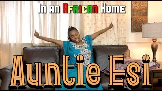 In An African Home: Auntie Esi (Clifford Owusu)
