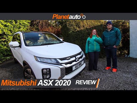 New Mitsubishi Asx 2020 Review And Road Test Youtube