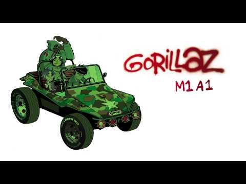 Gorillaz  M1 A1  Gorillaz