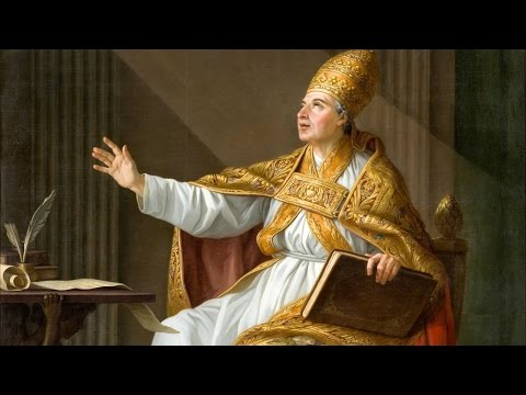Pope St. Gregory the Great HD