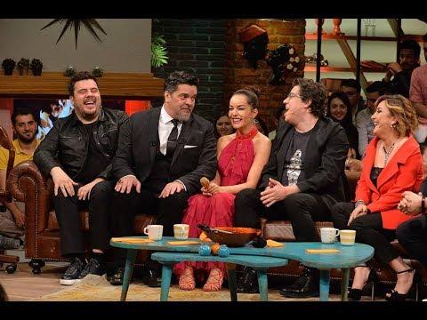 Sürpriz Perisi Kurucusu Şirin Yücel Kanal D Beyaz Show'a konuk oldu.