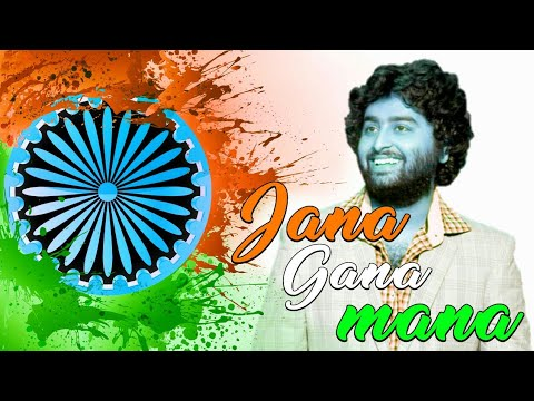 Jana gana mana | Arijit Singh LIVE in concert