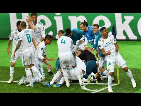 دوري أبطال أوروبا: ريال مدريد يفوز باللقب للمرة 13 في تاريخه والثالثة على التوالي  - نشر قبل 2 ساعة