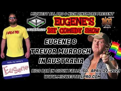 Eugene & Trevor Murdoch in Australia