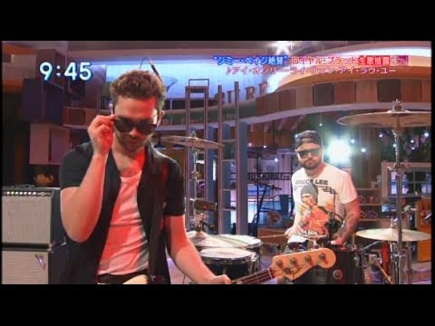 Royal Blood - I Only Lie When I Love You Japanese TV Performance