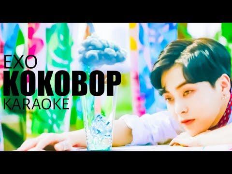 Exo - Ko Ko Bop [ Karaoke / Instrumental Backing vocal ]