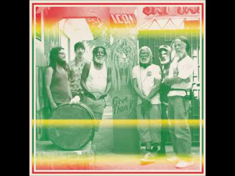 Sun Araw, M. Geddes Gengras Meet The Congos - FRKWYS Vol. 9: Icon Give Thank (2012) [Full Album]