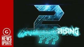 Is Sony Teasing Metal Gear Rising 2?! - GS News Update