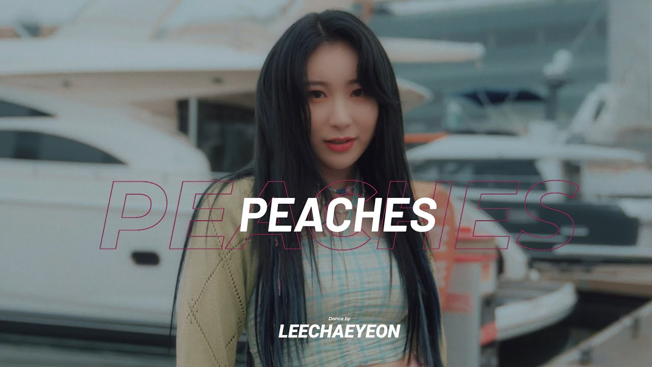 [Dance by Chaeyeon] Peaches (Justin bieber) cover.