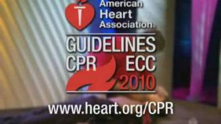 2010 AHA Guidelines for CPR and ECC