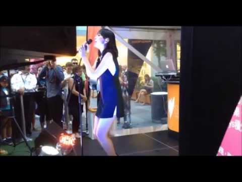 Dami Im - Full performances -  The Square @World Square Sydn