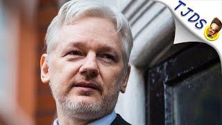 Establishment Press Slanders Wikileaks Ahead Of DOJ Prosecution