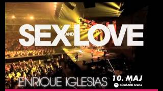 Enrique Iglesias, Kombank Arena, 10.05.2016. Belgrade, Serbia