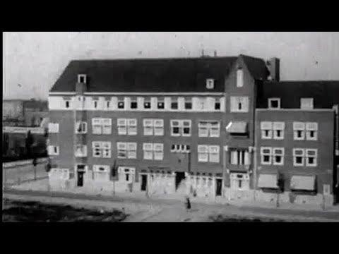1931: Plan Zuid, het nieuwe Amsterdam-Zuid - oude filmbeelden