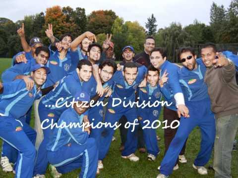 """Snap Shots"" of Ottawa Cricket Club"