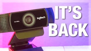Logitech C922 Review Hail To The King