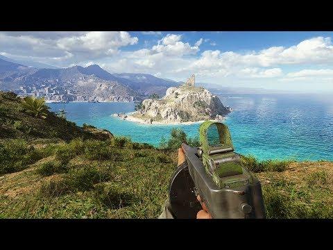 Battlefield 5 - Mercury Map ( No HUD Ultra Immersion )