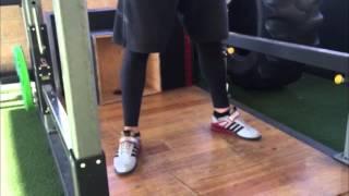 видео Нормативы приседа в пауэрлифтинге