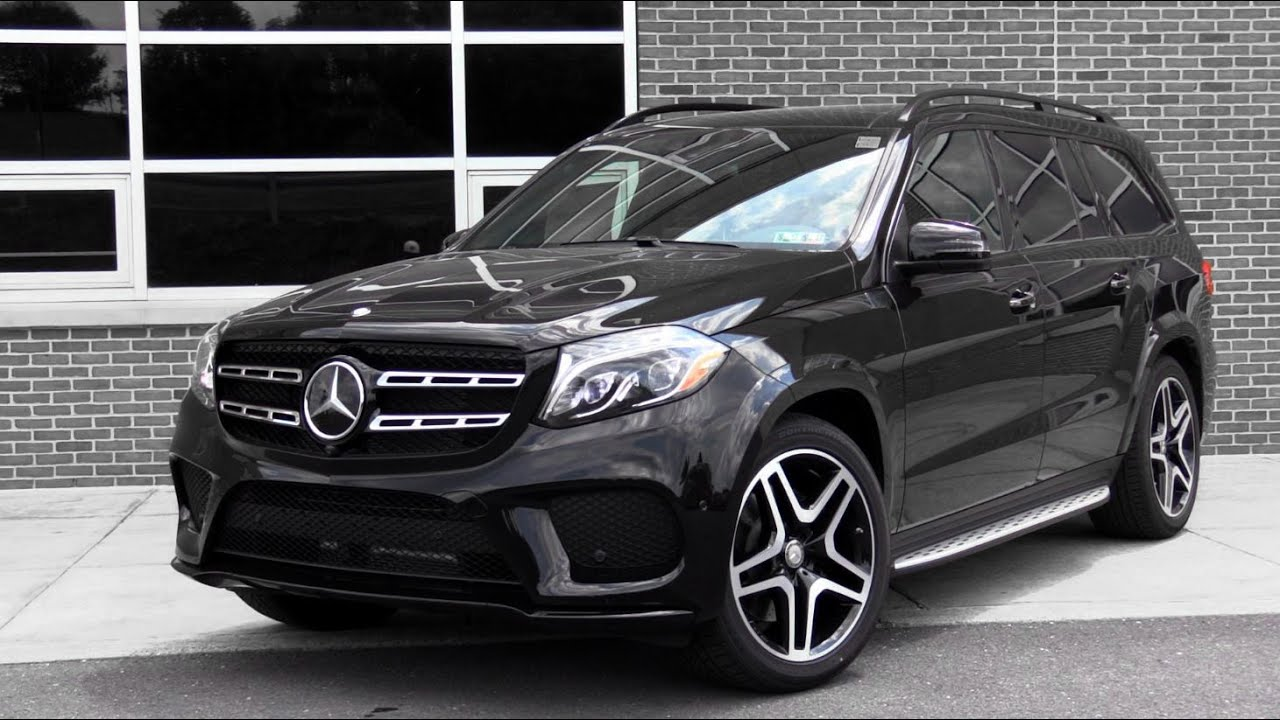 2017 Mercedes Benz GLS550 Review YouTube