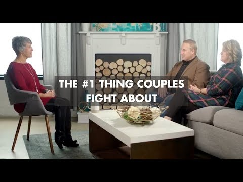 The Number 1 Thing Couples Fight About with Dr. Greg and Erin Smalley