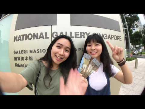 Let's GO #4 ✧ Singapore ✧ National Gallery Singapore